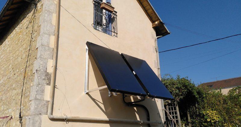 chauffe eau solaire poitiers